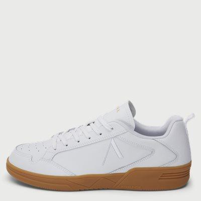 Visuklass Leather S-C18 Sneaker Visuklass Leather S-C18 Sneaker | Hvid