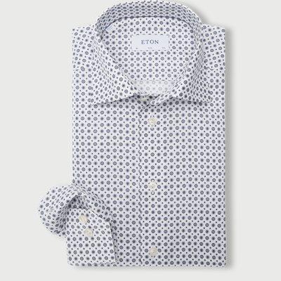 6031 Signature Twill Shirt 6031 Signature Twill Shirt | Blå