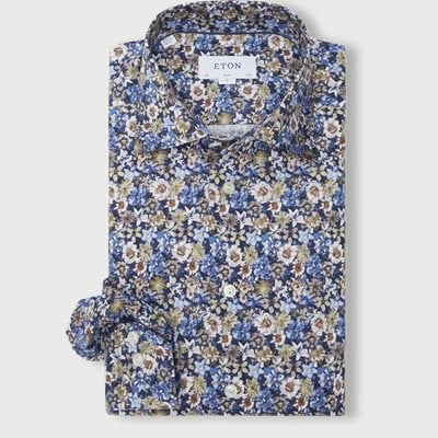 6017 Signature Twill Shirt 6017 Signature Twill Shirt | Blå