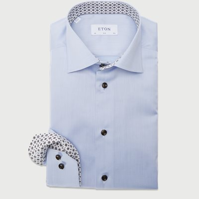 Signature Twill Shirt Signature Twill Shirt | Blue