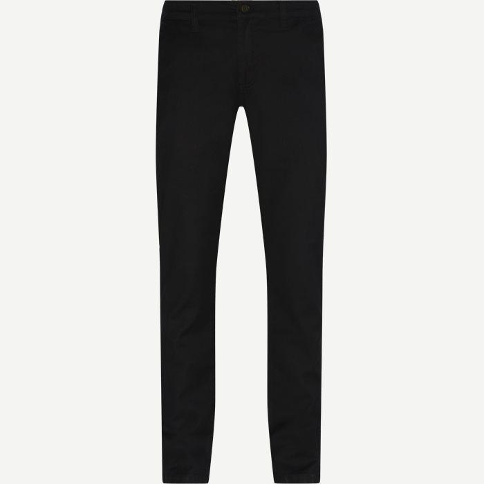 Victor Chino - Trousers - Regular - Grey