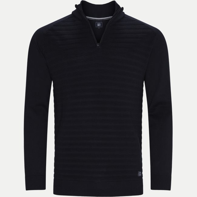 Sander Half Zip Sweater