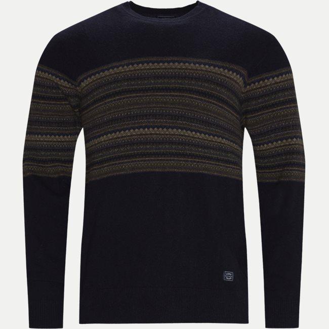Torkel Jacquard Sweater