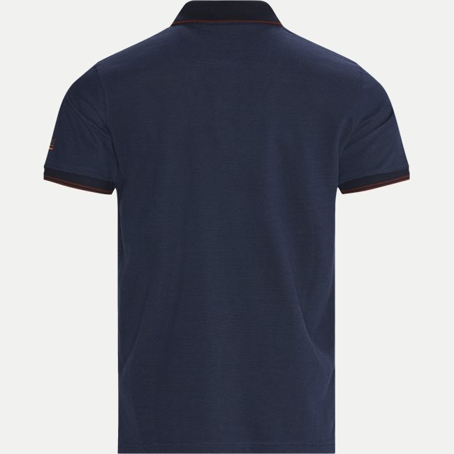 Benjamin Structure Polo T-shirt