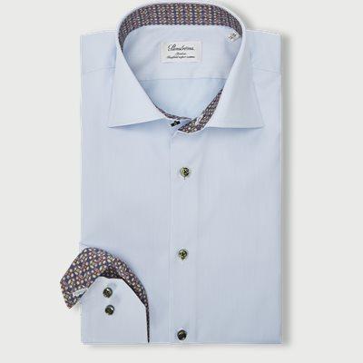2321 Twofold Super Cotton Skjorte 2321 Twofold Super Cotton Skjorte | Blå