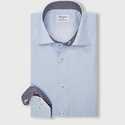 2370 Twofold Super Cotton Skjorte 2370 Twofold Super Cotton Skjorte | Blå