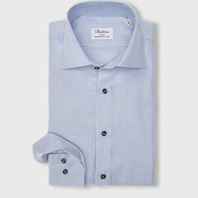 8074 Twofold Super Cotton Skjorte 8074 Twofold Super Cotton Skjorte | Blå