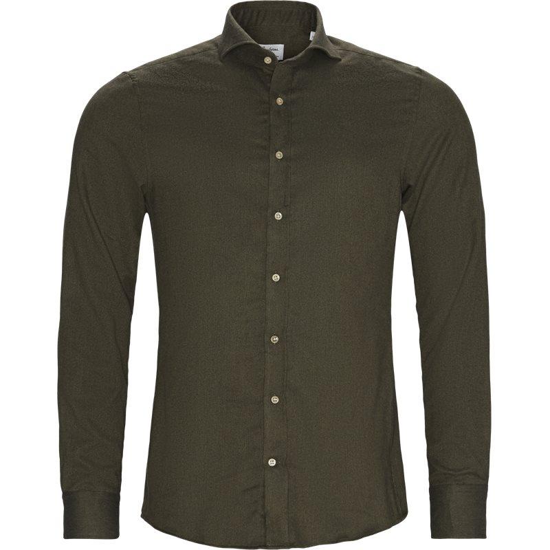 Stenströms - 7635 Twofold Cotton Shirt