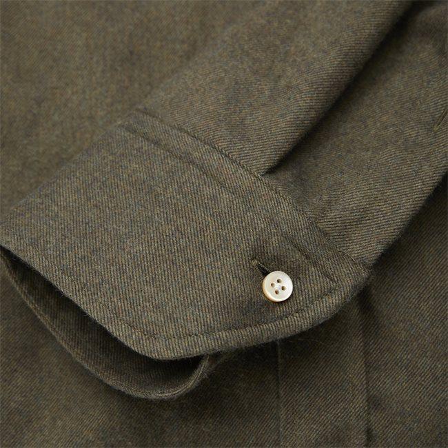 7635 Twofold Cotton Shirt