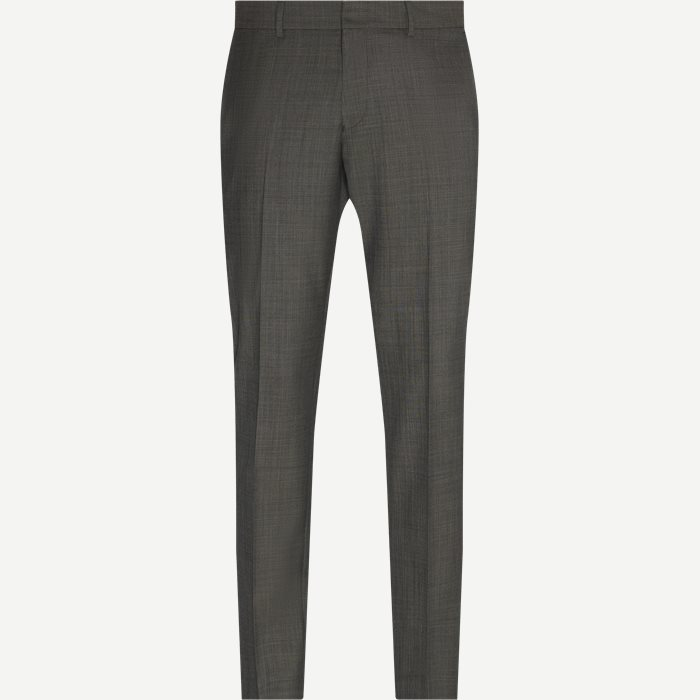 Tordo Trousers - Trousers - Slim - Brown