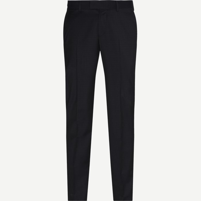 Tordon Trousers - Trousers - Slim - Blue