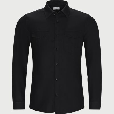 Arnou P Shirt Relaxed fit | Arnou P Shirt | Sort
