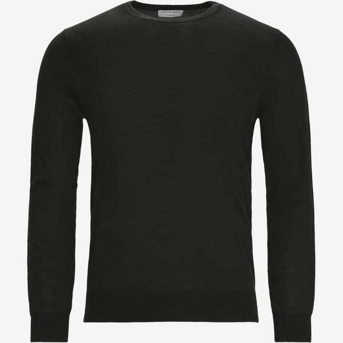 Knitwear - Regular - Green