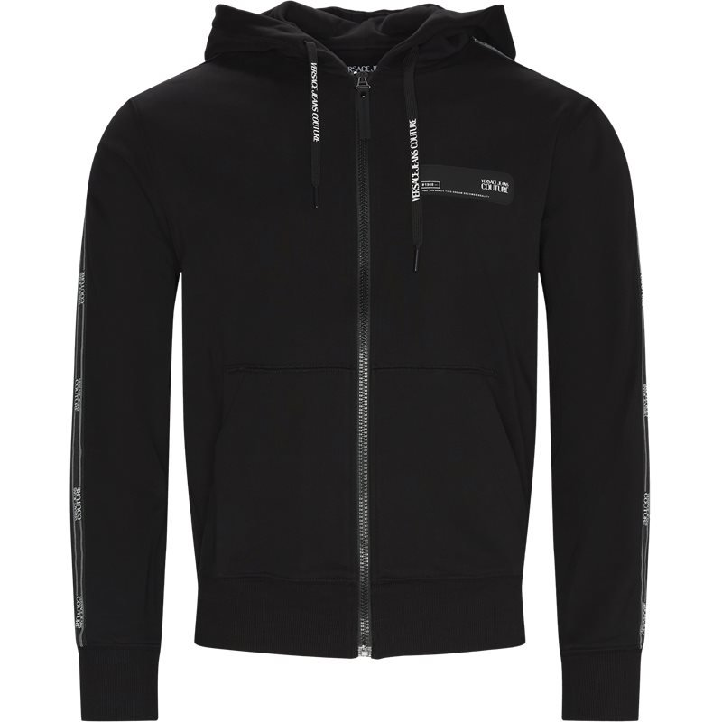 Versace jeans couture - b7gza7a1 13988 sweatshirts fra versace jeans couture fra kaufmann.dk
