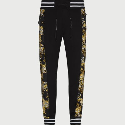 A2GZA1F1 Sweatpant Regular | A2GZA1F1 Sweatpant | Sort