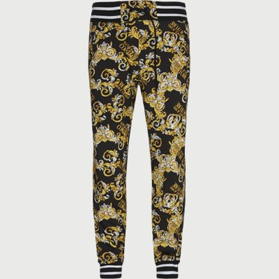 A2GZA114 Sweatpant Regular | A2GZA114 Sweatpant | Sort