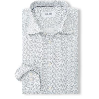 508 Poplin Skjorte Contemporary fit | 508 Poplin Skjorte | Blå