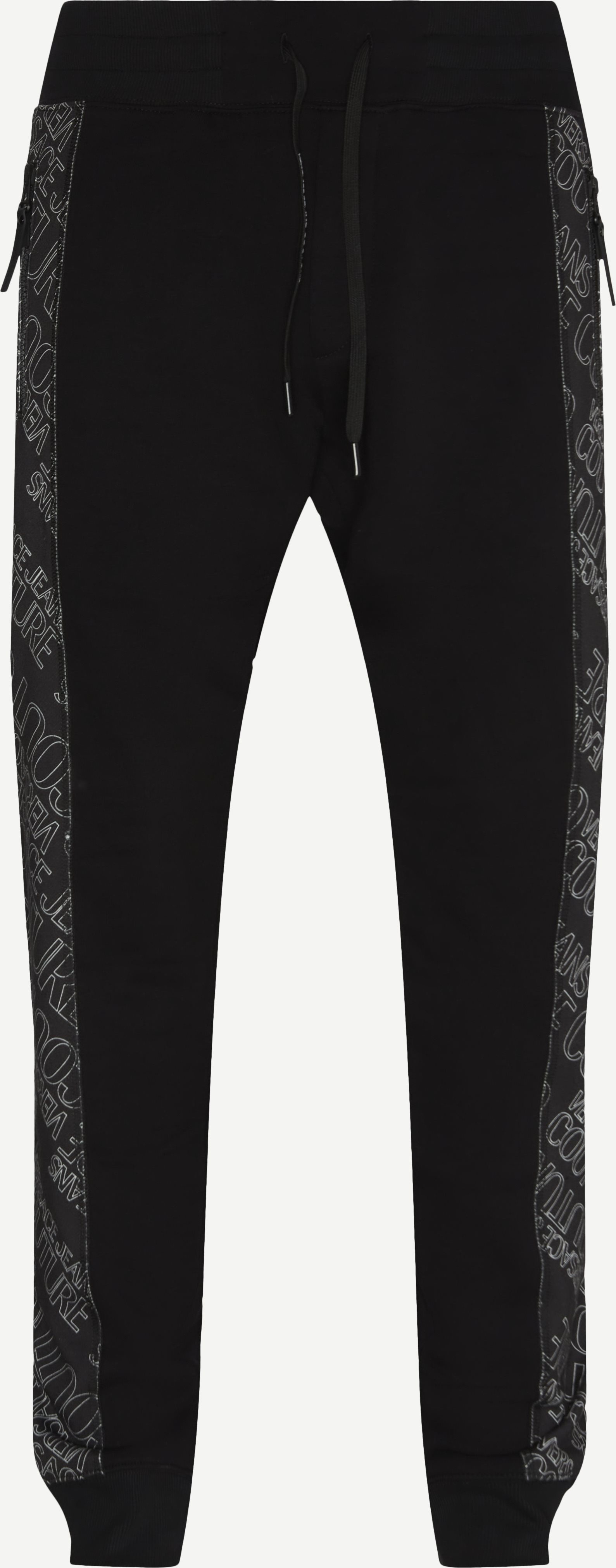 Logomania Sweatpant - Byxor - Regular - Svart
