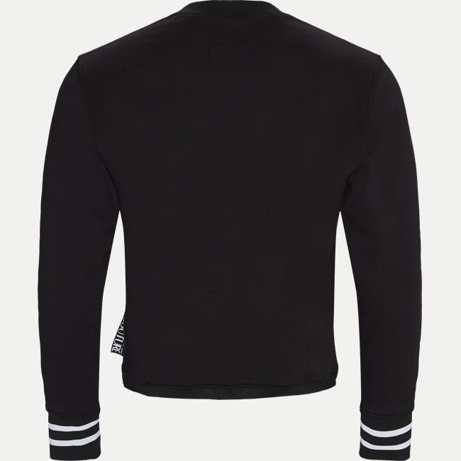 Brushed Fleece Crewneck Sweatshirt