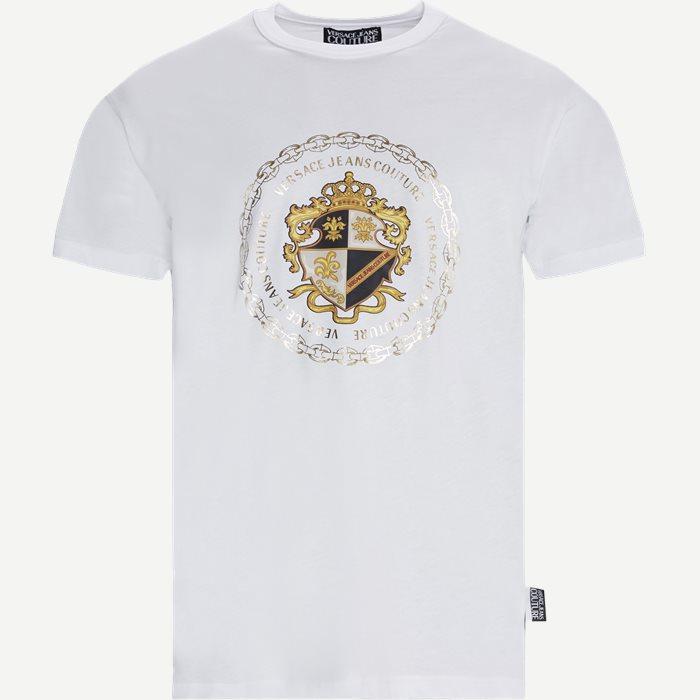 B3GZB7EB T-shirt - T-shirts - Regular - Hvid