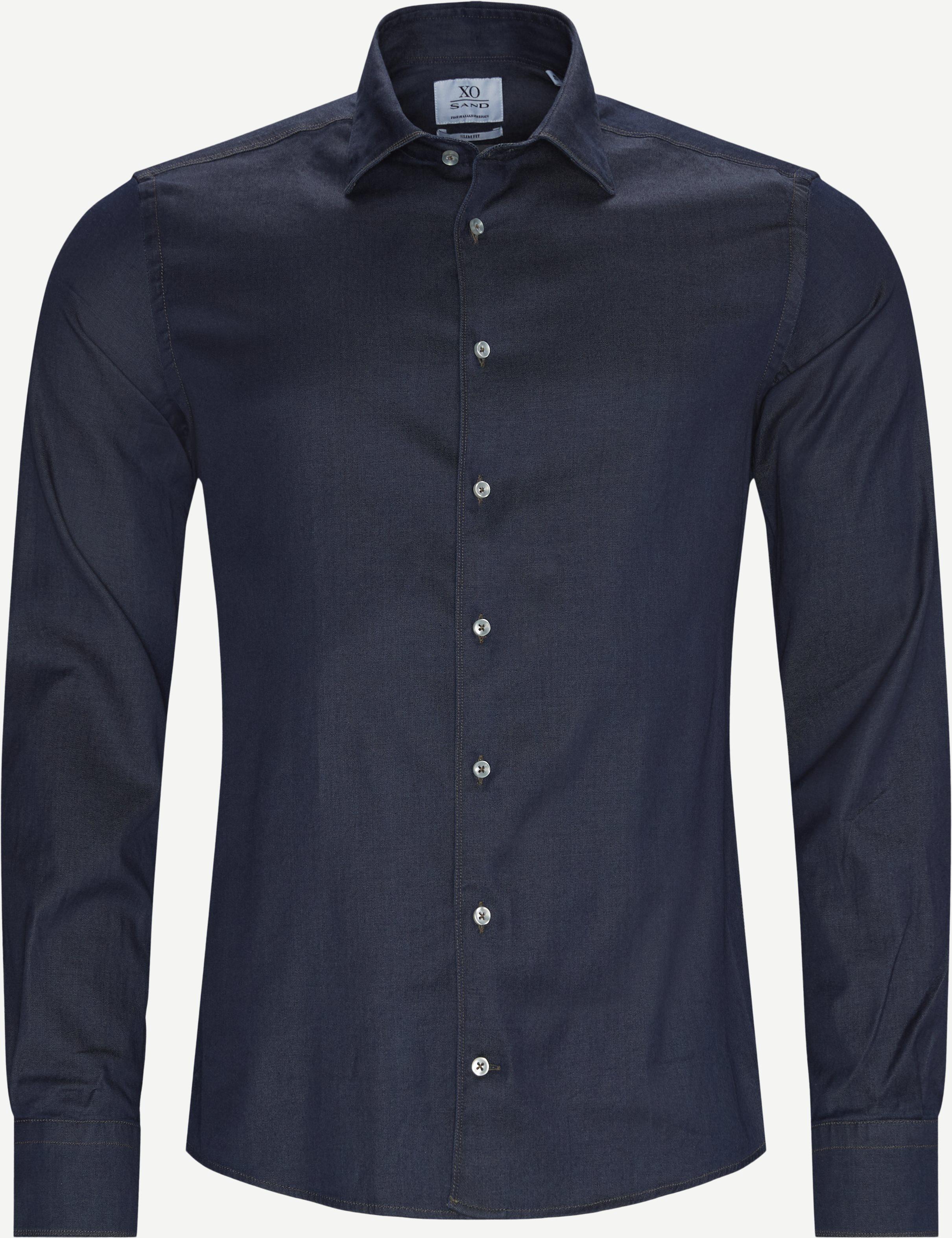 Skjortor - Denim