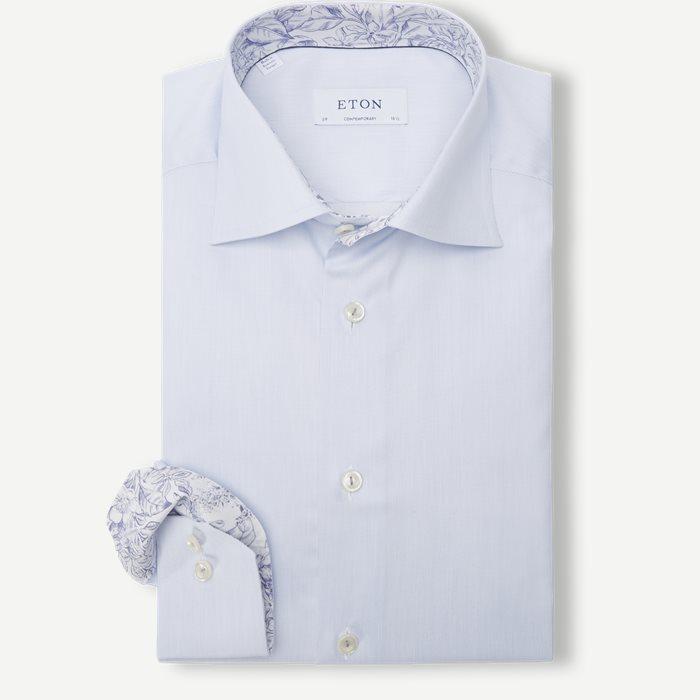 Skjortor - Contemporary fit - Blå