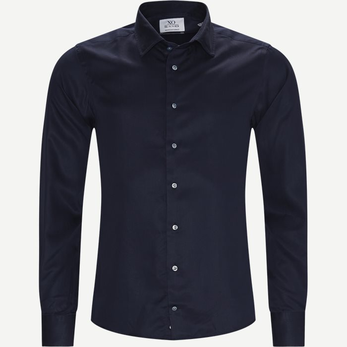 Tencel X Jacky SC/Gordi SC Skjorte - Skjorter - Blå
