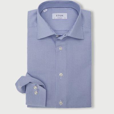 3041 Dobby Shirt 3041 Dobby Shirt | Blå