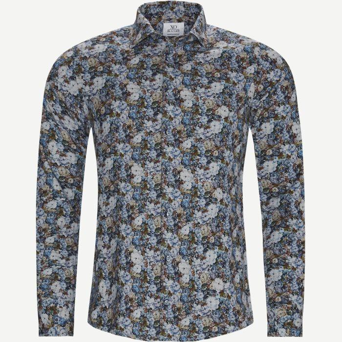 8638 Jacky SC/Gordi SC Skjorte - Skjorter - Blå