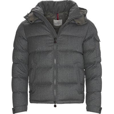 Montgenvre Down Jacket Regular | Montgenvre Down Jacket | Grå