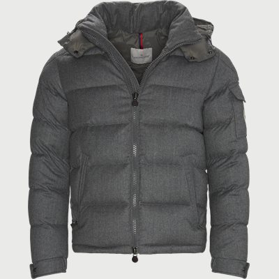 Montgenvre Down Jacket Regular | Montgenvre Down Jacket | Grå