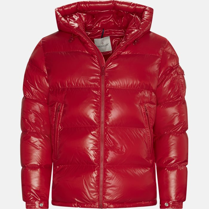 Jackets - Regular fit - Red