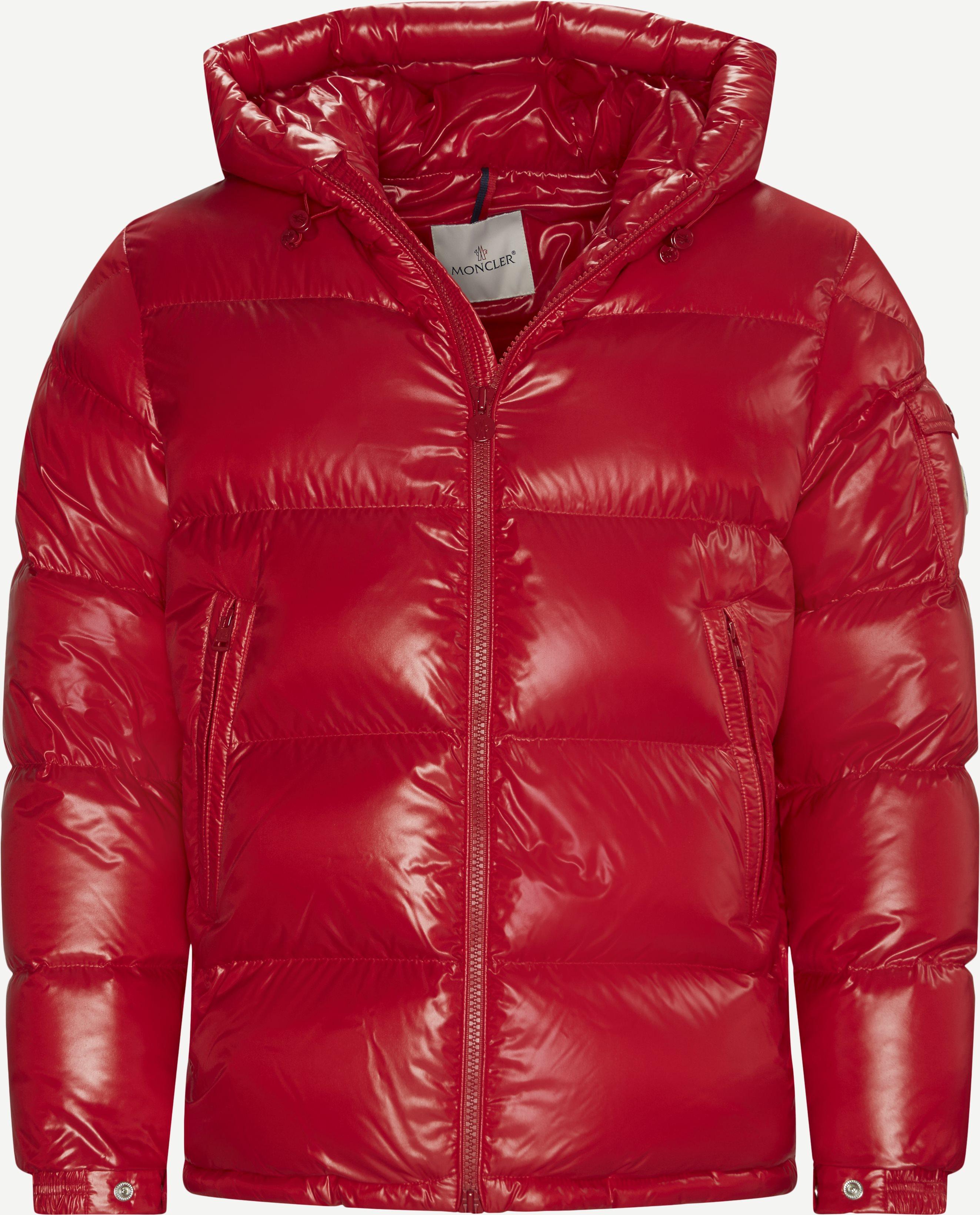 Jackor - Regular fit - Röd
