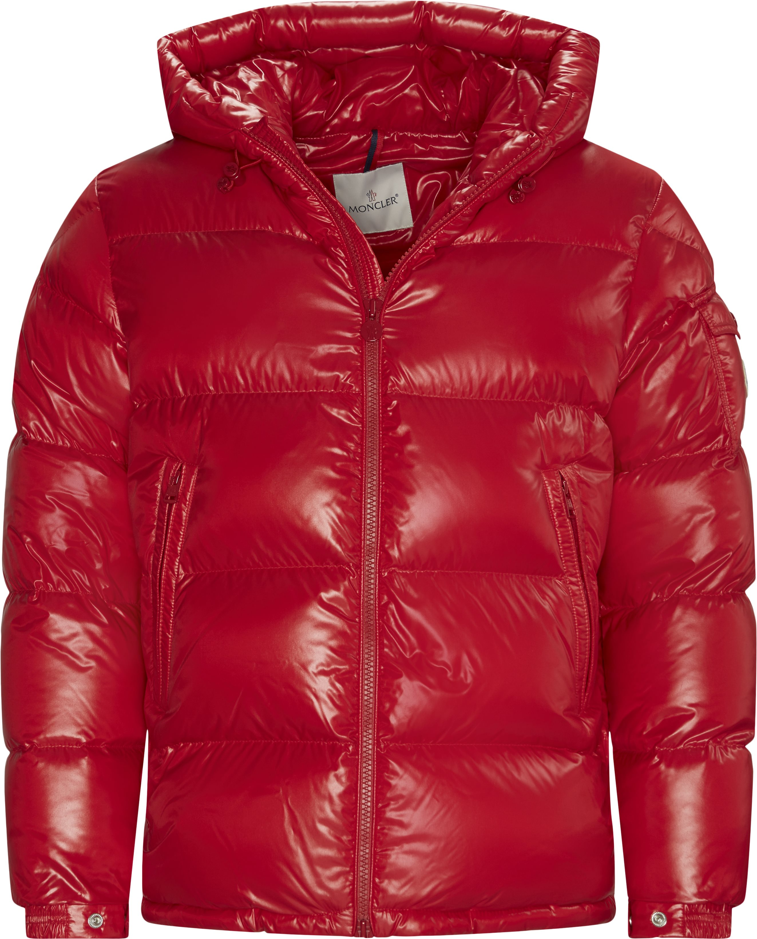 Jackets - Regular fit - Red