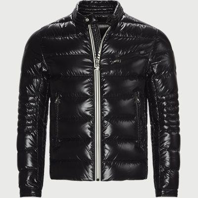 Caroux Down Jacket Regular | Caroux Down Jacket | Sort