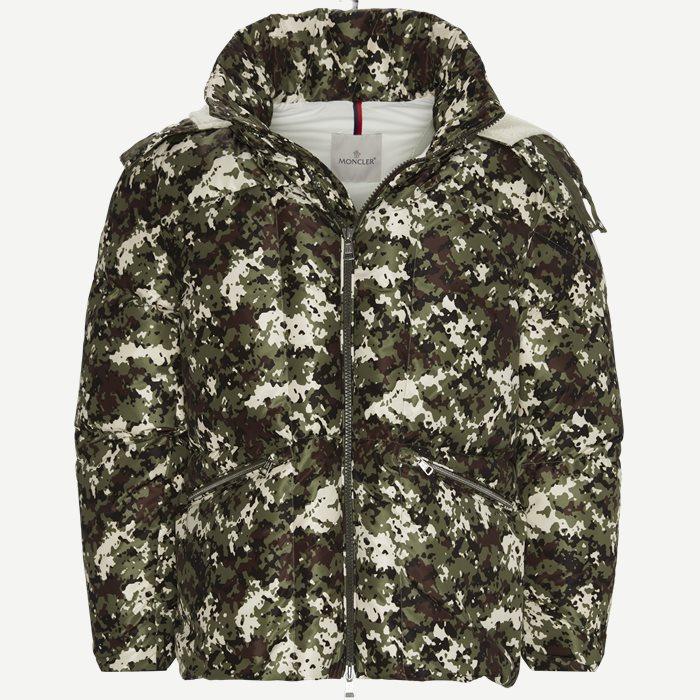Jackets - Army