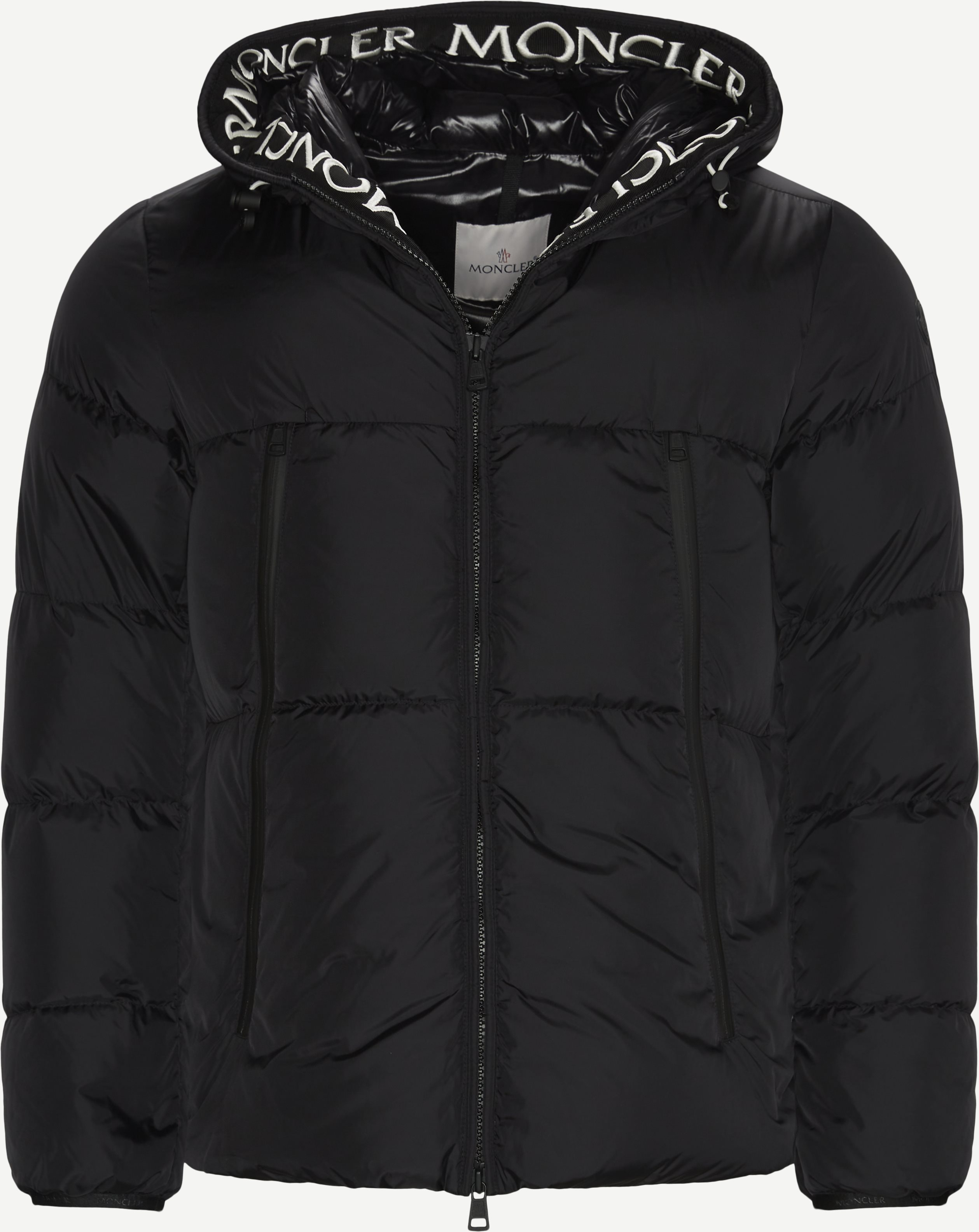 Giubbotto Down Jacket - Jackor - Regular - Svart