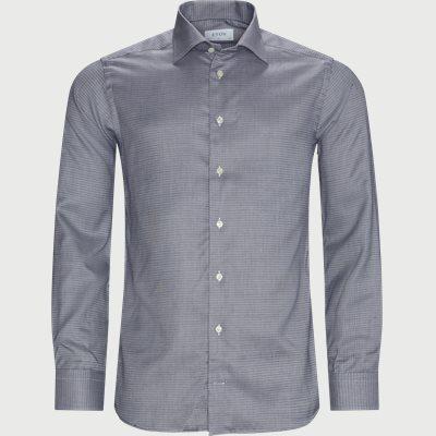 3479 Dobby Shirt 3479 Dobby Shirt | Blå