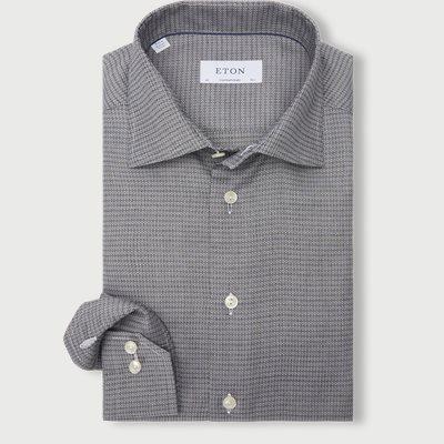 3479 Dobby Shirt 3479 Dobby Shirt | Sort
