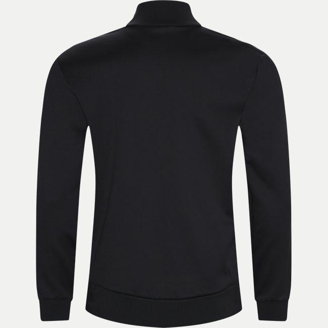 Logo Zip-Sweatshirt