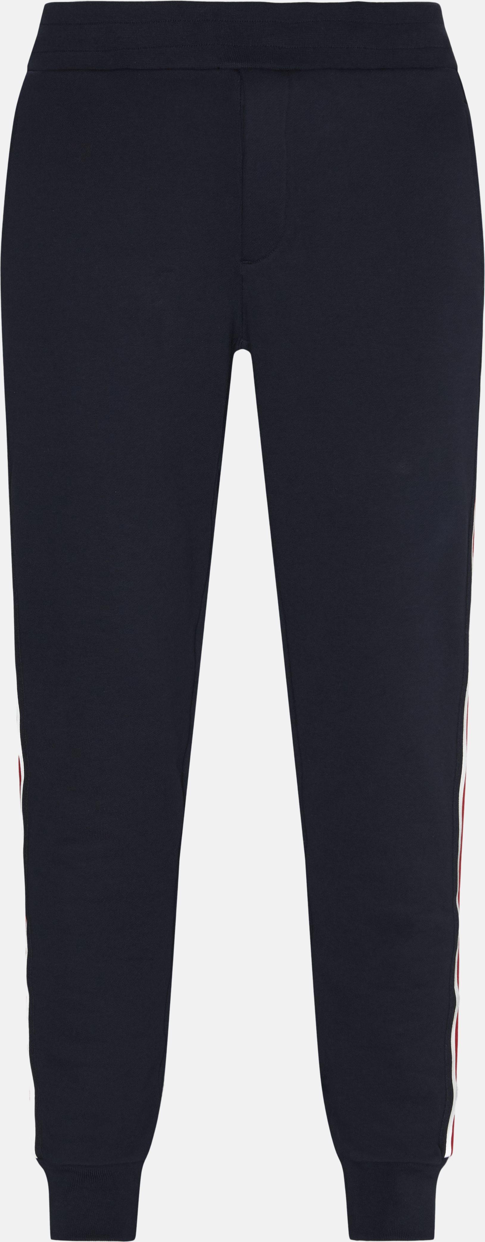 Sweatpants - Bukser - Regular fit - Blå