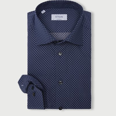 Contemporary fit | Shirts | Blue
