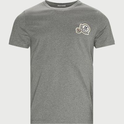 Maglia Logo T-shirt Regular | Maglia Logo T-shirt | Grå