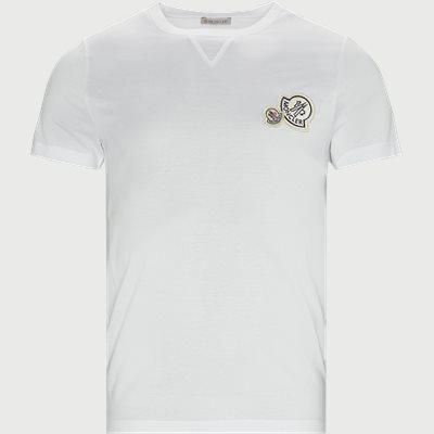 Maglia Logo T-shirt Regular | Maglia Logo T-shirt | Hvid