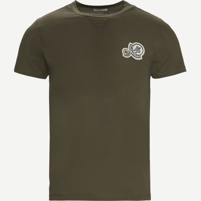 T-shirts - Regular - Army