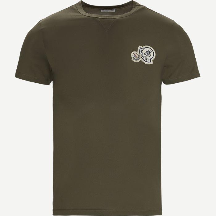T-shirts - Regular - Armé
