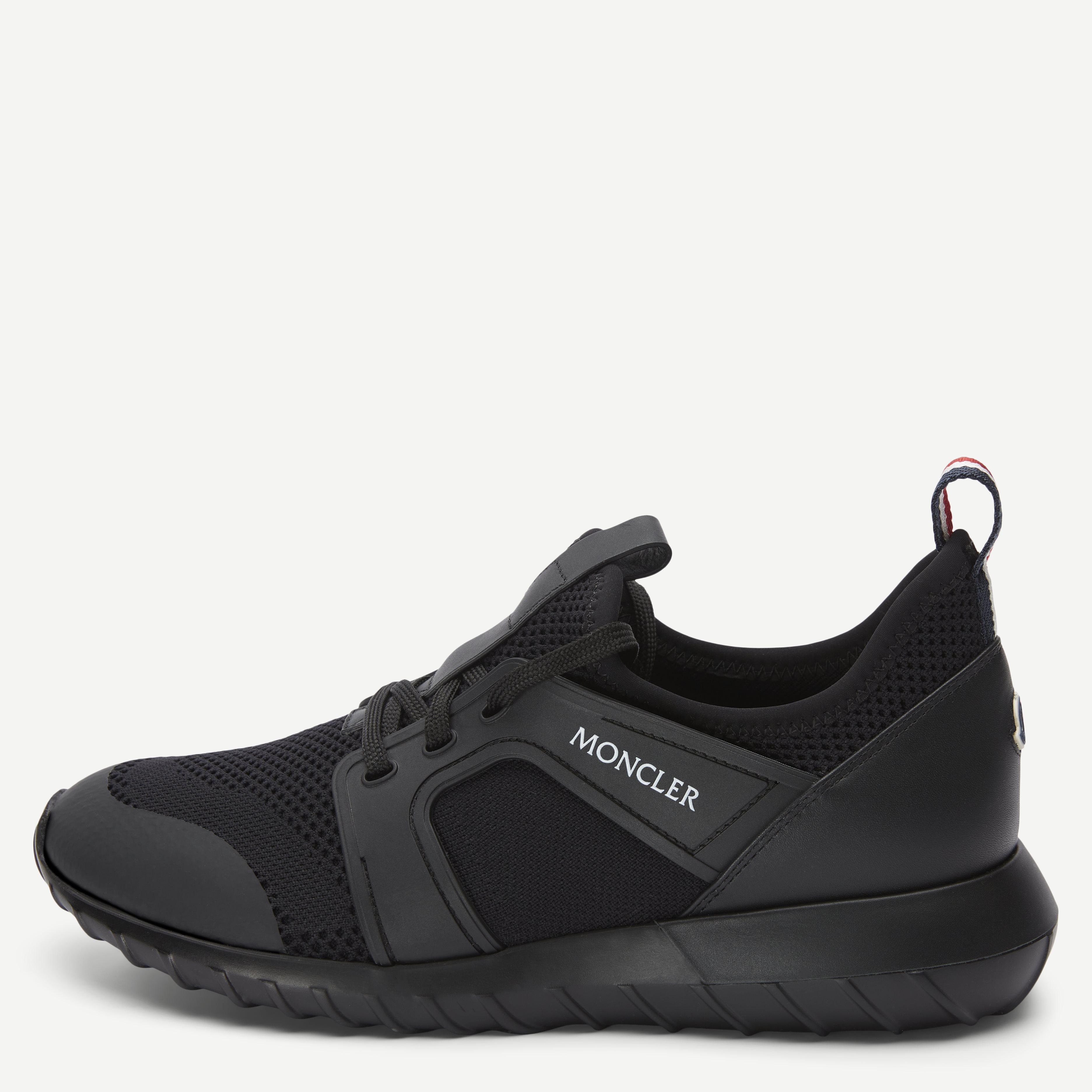 Emilien Sneaker - Sko - Sort