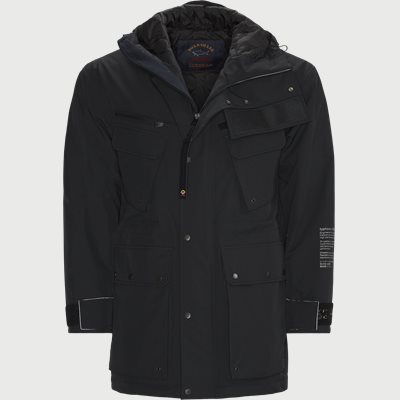 Parka Typhoon Save The Sea Jacket Regular | Parka Typhoon Save The Sea Jacket | Sort