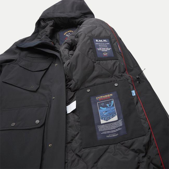 Parka Typhoon Save The Sea Jacket