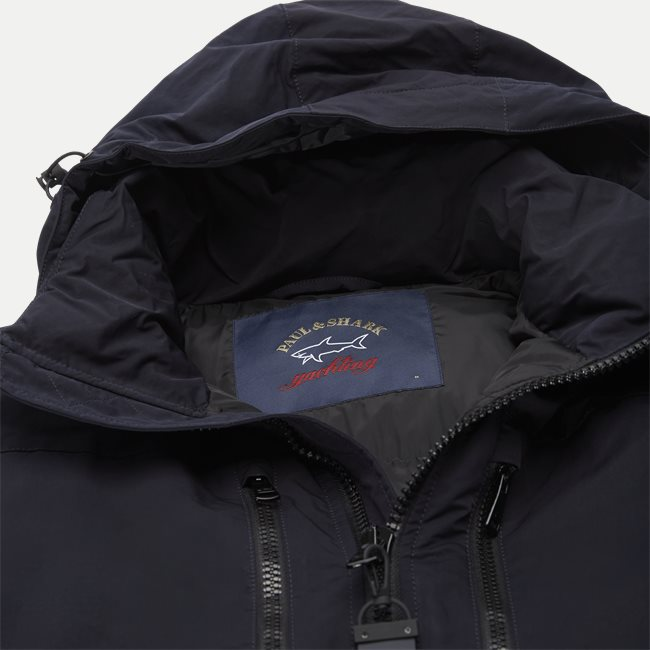 Logo Down Jacket